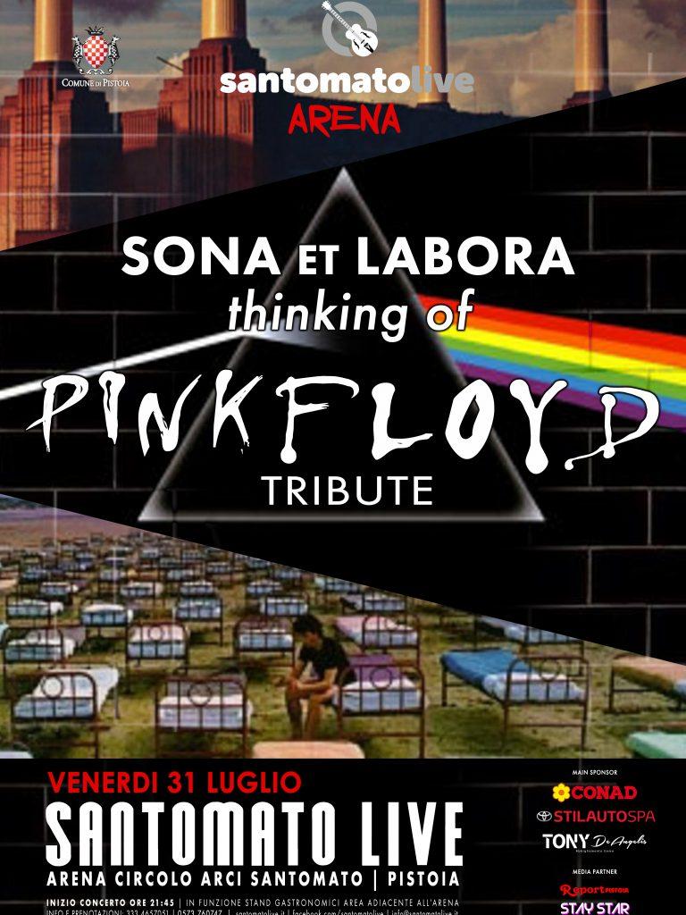 Sona et Labora thinking of Pink Floyd