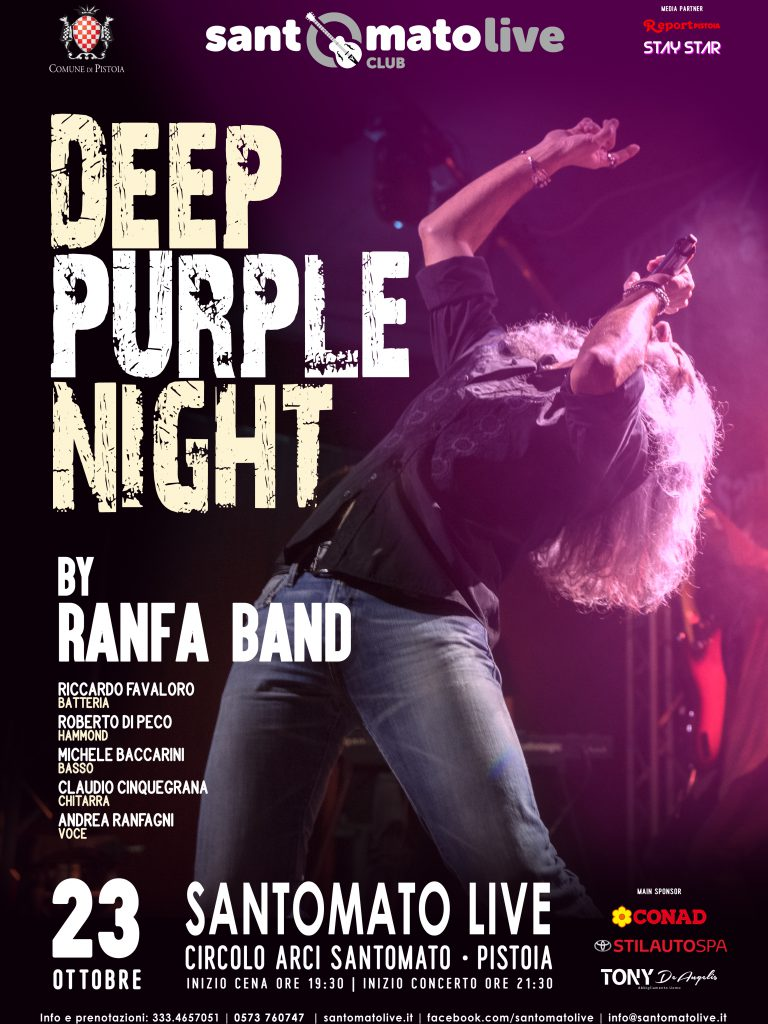 Deep Purple Night | By Ranfa Band