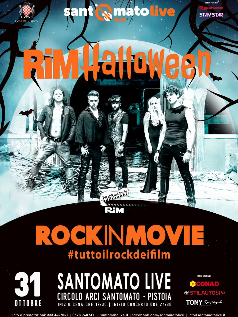 RiMHalloween | Rock in Movie