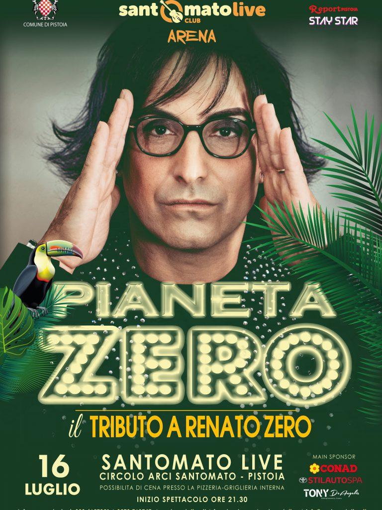 PIANETA ZERO – Renato Zero tribute band
