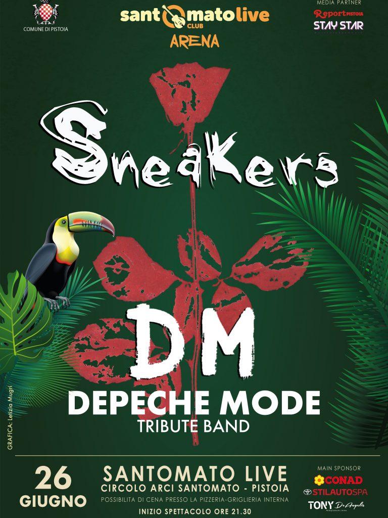 SNEAKERS | Depeche Mode Tribute Band