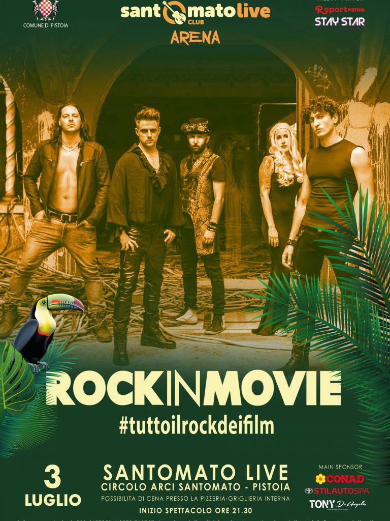 ROCK IN MOVIE – #tuttoilrockdeifilm