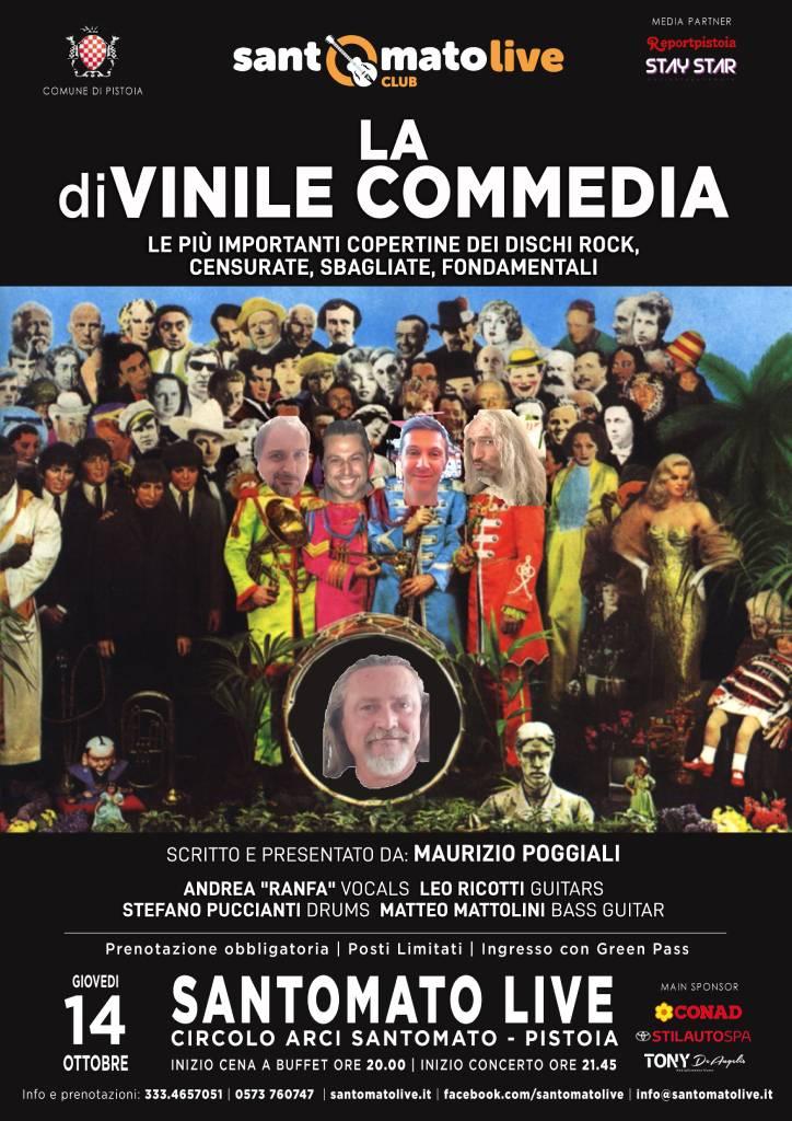 Divinile Commedia