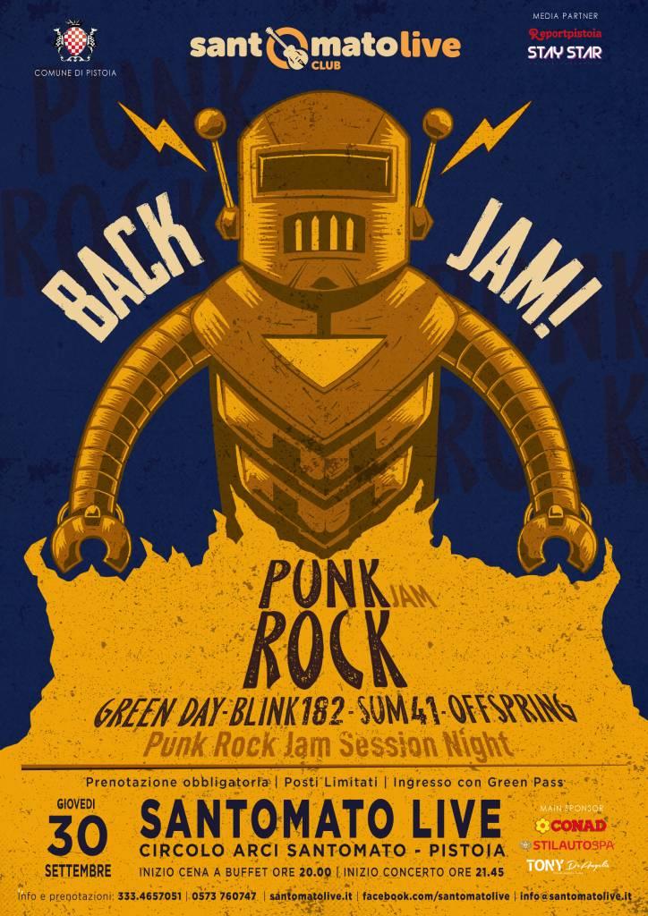 Back Jam