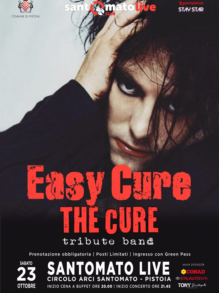 Easy Cure | The Cure Tribute Band