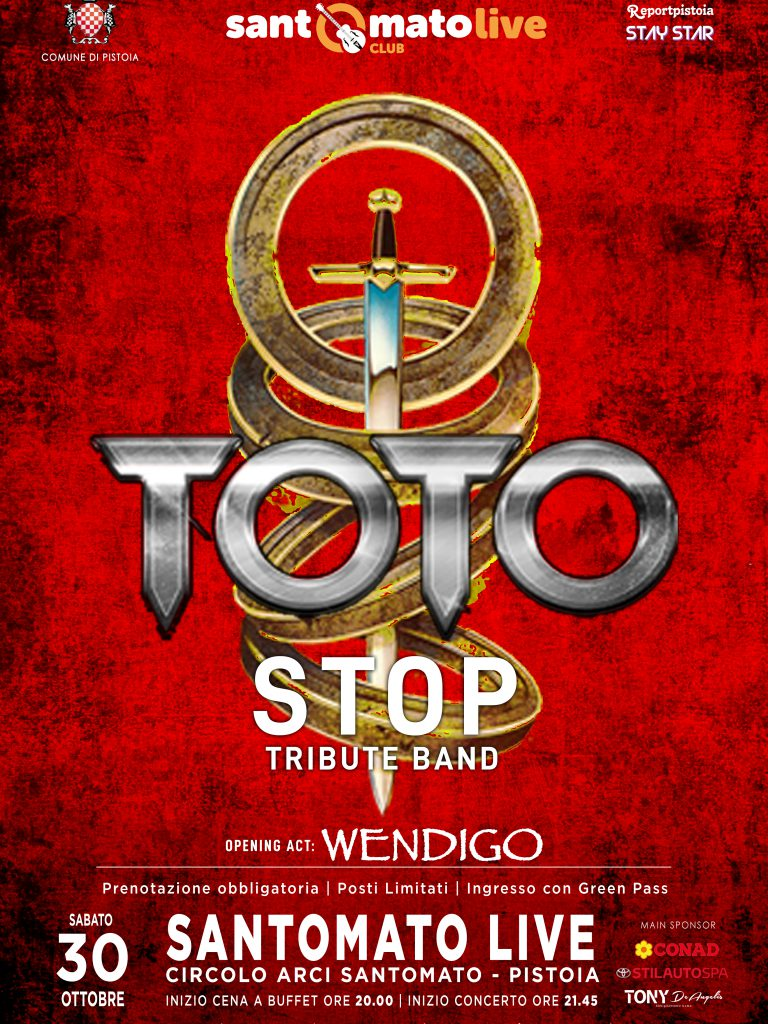 TOTO | Stop Tribute Band