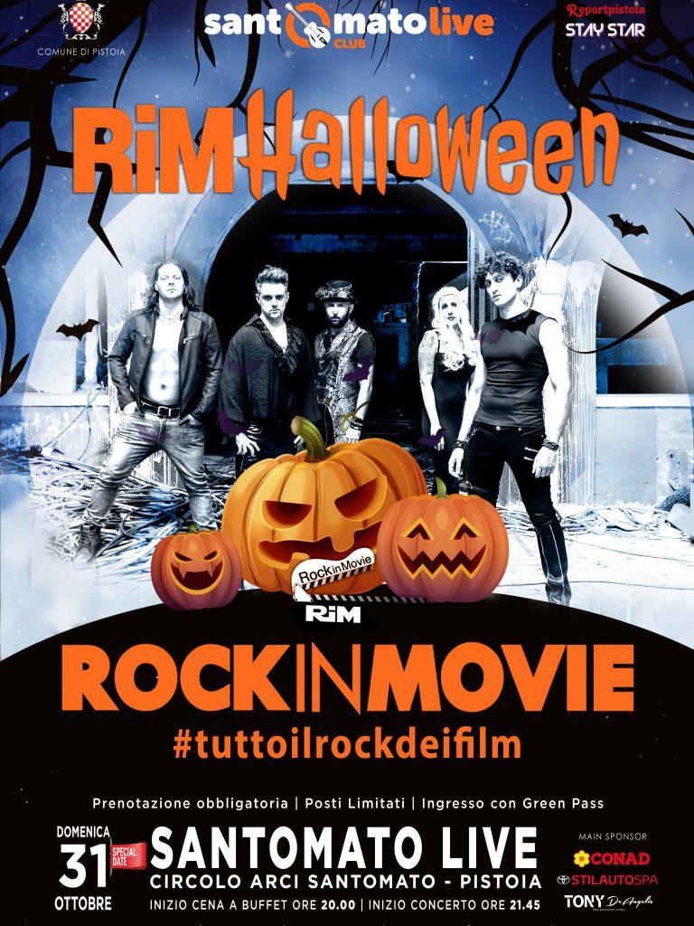 RIM Halloween | Rock in Movie